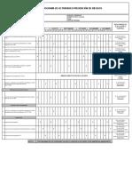 Cronograma Prevencion de Riesgos 2013 Const.