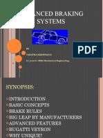 Advanced Brake Systems
