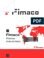 Presentación Comercial Fimaco