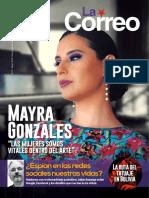 """Revista """"La Correo"""" No. 74 - Mayo, 2018."""