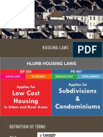 03_Housing Laws (BP 220 & PD 957)