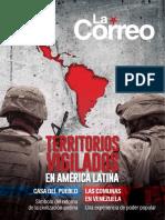 """Revista """"La Correo"""" No. 78 - Septiembre, 2018."""