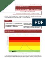 Rapporto Influenza 01 2018-19