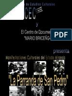 La Parranda de San Pedro