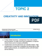 Topic 2 Creativity and Innovation.ppt