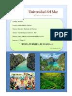 Oferta Turística de Filipinas