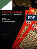Bill Abbott & Richard Sanders - Powerball 60