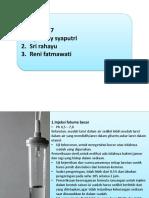 Evaluasi Sediaan Steril Kel 7(Ayu)