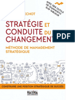 Strategie Et Conduite Du Changement