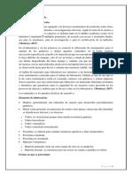 Informe 01 Materiales y PH