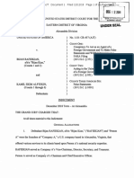 Indictment of Flynn Associates Unsealed