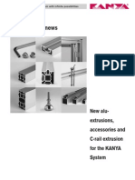 KANYA PVS Product News - Summer 2010
