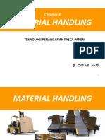 Bab 8 Dan 9 Material Handling