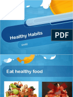 Healthy Habits Year 2