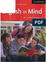 1english in Mind 1 Student s Book