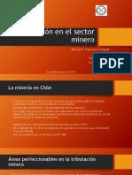 Tributación en El Sector Minero Presentacion