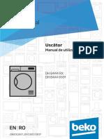 Manual uscator de rufe Beko.pdf
