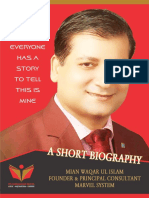 Mian Waqar Short Biography 2019