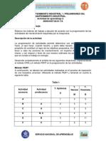Gestión del mantenimiento industrial - Taller semana 2