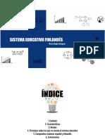 Presentación Sistema Educativo Finlandés