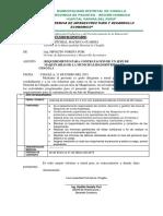 INFORME Nº 15 Requerimiento Para Contratacion de Un Jefe de Maquinarias de La m.d.ch