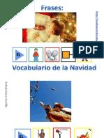 vocabulario navidad
