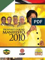 Peoples Manifesto 2010[1]