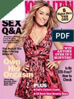 Cosmopolitan - October 2010 (US)