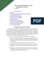 The Karnataka Fiscal Responsibility Act, 2002