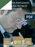 Analisis tecnico y cuantitativo