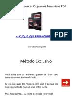 Guia de Prazer Feminino Livro PDF DOWNLOAD