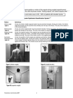 What is Scapular Dyskinesis-2