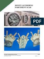 The Money Laundering Enforcement Scam, Form #05.044