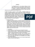 Clasificación de los contratos (Clase Magistral)