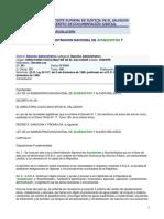 Ley de La Administracion Nacional de Acueductos y Alcantarillados