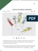 Método Japones de Los Dedos-Organos _ Evolución Consciente
