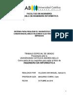 Metodología de implementación de sistemas médicos en software