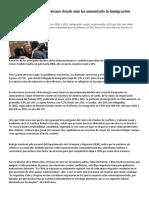 Chile Es El País Latinoamericano Donde Más Ha Aumentado La Inmigración