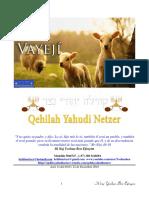 Parashat Vayeji # 12 Adul 6018