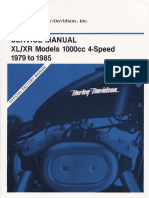 15466566-HDSMSMR11XXX-Harley Davidson Sportster Models Service Manual Repair 1979-1985 Xlch Xlh Xls