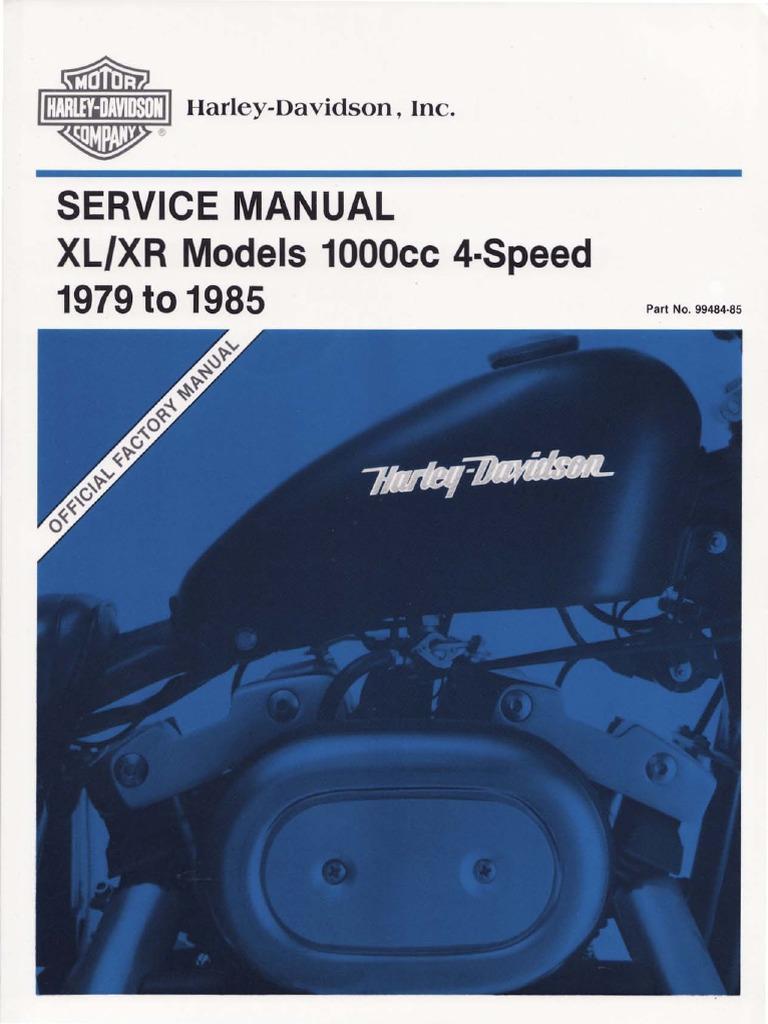 15466566-HDSMSMR11XXX-Harley Davidson Sportster Models Service
