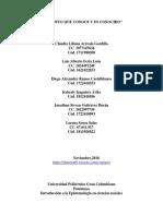 Entrega 2 . Introducción a La Epistemologia en Ciencias Sociales