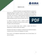 SIMA  analisis institucional