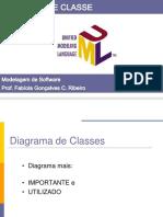 Aula - Diagrama de Classe