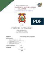 Negocios Electronicos Informe Todo