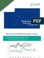 Edelman Trust Barometer 2010 Uk Highlights