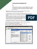 Los Servicios de Windows XP (REP II)