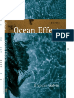 Brendan Galvin - Ocean Effects, Poems