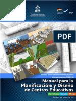 Manual Planificación y Diseño Centros Educativos