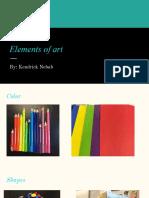 elements of art  1